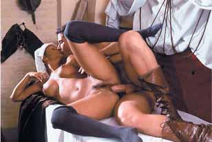 Кадры секс фильма Робин Гуд .